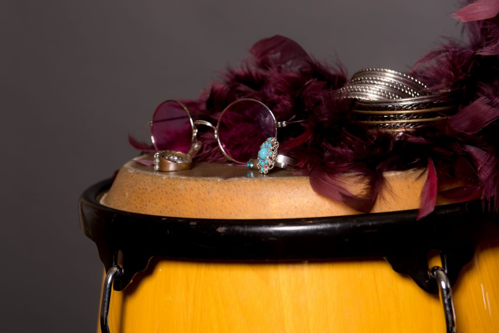 Back to the sixties met Zangeres Pearl